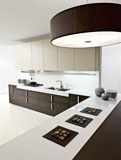 white and brown kitchen cabinets 21 marvelous italian kitchen decor ideas Modern