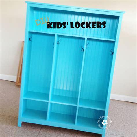plans  build  wooden locker  woodworking
