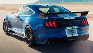 Performance Blue 2020 Ford Mustang Shelby GT-500 Fastback - MustangAttitude.com Photo Detail