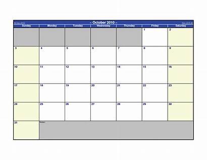 Calendar Word Template Microsoft Blank Monthly Printable