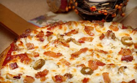 white cottage pizza carol rosati s carol carol il groupon