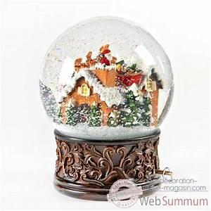 Boule à Neige : boule de neige noel en verre ~ Teatrodelosmanantiales.com Idées de Décoration