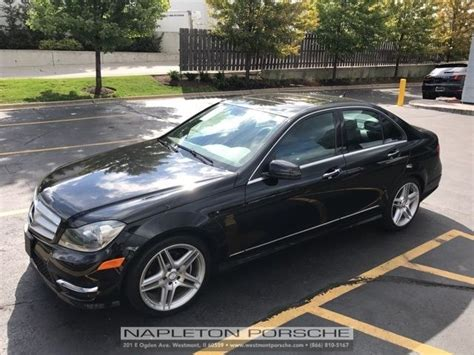 Browse inventory online & request your autonation price to get our lowest price! Used 2013 Mercedes-Benz C-Class C250 25589 Miles Black 4D Sedan 1.8L I4 DOHC 16V 7G-T for sale