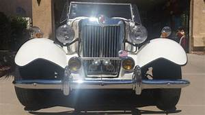 1952 Mg Td Convertible Replica For Sale