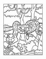 Zoo Coloring Animal Animals sketch template
