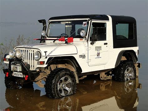 modified open thar hyderabad hard top thar page 17 team bhp