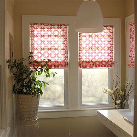 Discount Fabric Roman Shades Modern Home Dzine Home Decor