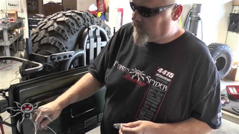 Jeep Led Tail Light Wiring Harness Install Poison