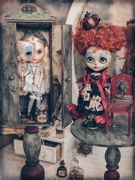 Pin by Hadalinda de la Torre on Dolls | Alice in ...