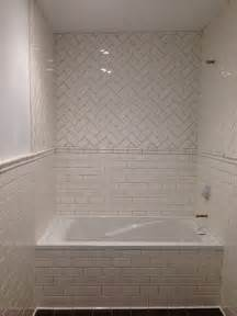 bathroom remodel ideas tile subway tile bathroom traditional bathroom new york by contracting remodeling