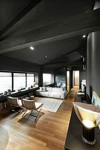le parquet massif ideal pour votre interieur commode With parquet contemporain