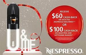Machine Nespresso Promo : beat the back to work blues with nespresso appliances ~ Dode.kayakingforconservation.com Idées de Décoration