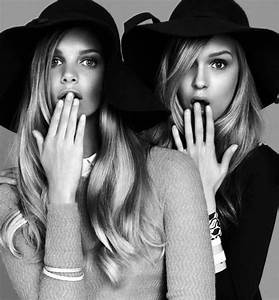 Josephine Skriver and Marloes Horst | Kai Z Feng # ...