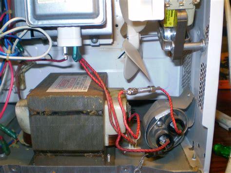 solucionado conexion capacitor en microondas yoreparo