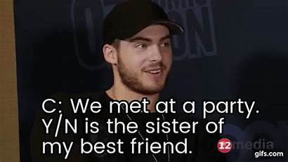 Boyfriend Cody Christian Celebrity Thankful Imagine Imagines