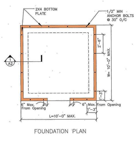 10x10 Shed Plans Blueprints by 10 215 10 Storage Shed Plans Blueprints For Gable Shed