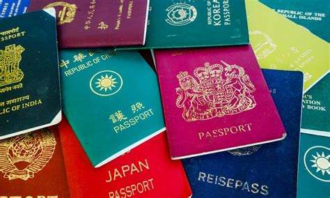Germany Has The World's Most Powerful Passport