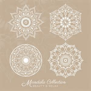 mandala designer mandala designs collection vector free
