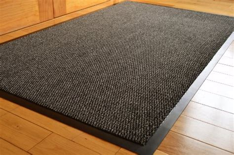 Rubber Backed Carpet Runners Doormats by Trendmakers Barrier Mats Heavy Quality Non Slip