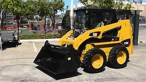 Caterpillar Cat 216  226  228  236  246 And 248 Skid Steer