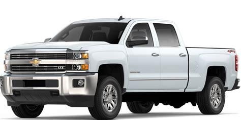 Chevrolet Hd 2500 by Silverado 2500 Y 3500 2018 Camionetas Heavy Duty Chevrolet
