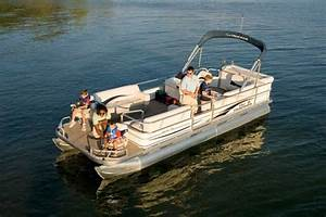 Research Sun Tracker PARTY BARGE 24 Signature Pontoon Boat ...
