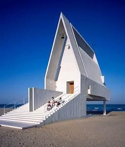 vector architects: seashore chapel in china