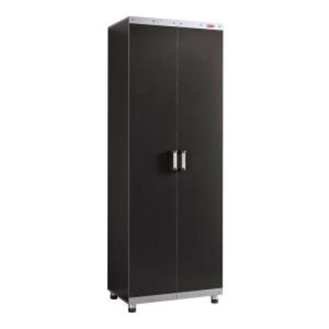 rubbermaid storage cabinets home depot rubbermaid fast track garage tall cabinet