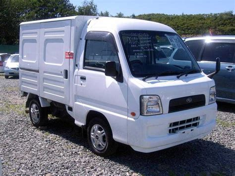 subaru sambar truck 2004 subaru sambar truck pics 0 7 gasoline manual for sale