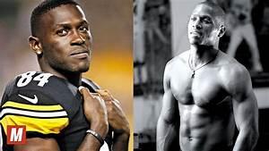 Antonio Brown Training Camp | Workout Routine | NFL ...