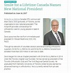 Smile for a Lifetime Canada Names New National President