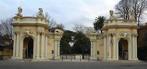 Bioparco Giardino Zoologico  Opened In January 1911, Rome