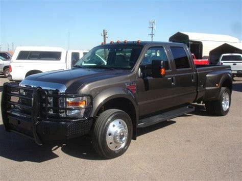 2008 Ford f450 diesel mpg