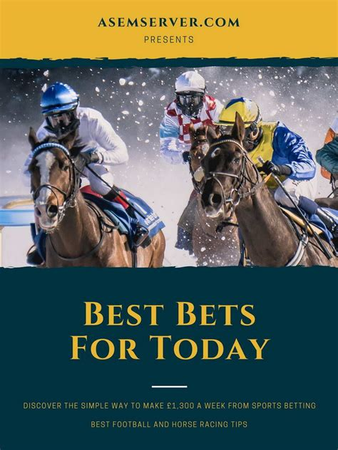 today horse racing bets football bet betting horses stake