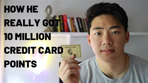 Maybe you would like to learn more about one of these? CNBC How He Got 10 MILLION Credit Card Points | My Analysis - YouTube