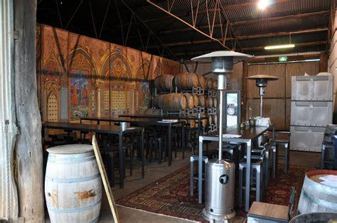 de salis wines review  winery cellar door cellar