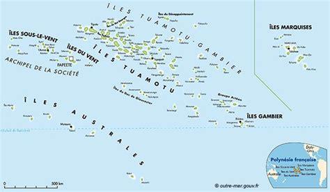 iles marquises carte geographique polyn 233 sie carte des 238 les arts et voyages