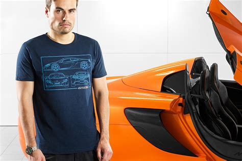 mclaren automotive clothing  merchandise