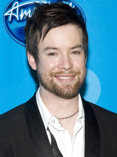 David Cook Photos And Pictures Tvguidecom