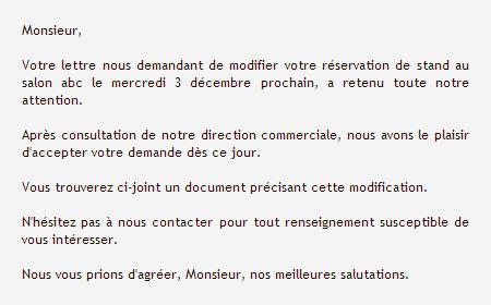 Modèle Lettre Modification Code Ape by Lettre Type 10 Mod 232 Les De Lettres