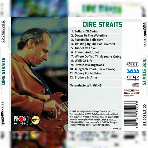 Sultans Of Swing Release Date by Money For Nothing Dire Straits Mp3 Buy Tracklist