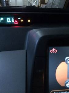 Oh No Hybrid System Warning Light PriusChat