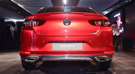 Every consideration has been made so the mazda3 feels as if it were built just for you. Mazda3 2019 được giới thiệu tại Việt Nam, chưa công bố giá bán