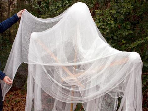 Halloween Ghost Decorations  How To Make A Ghost Hgtv