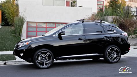 Lexus Rx 350 2014 Black Image 260