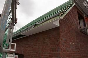Dachüberstand Verkleiden Material : so soll es sp ter aussehen traufseitiger dach berstand bauheinis ~ Orissabook.com Haus und Dekorationen
