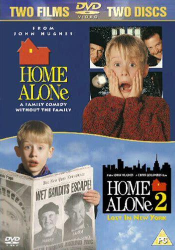 Home Alonehome Alone 2 Lost In New York Dvd (2004) Macaulay Culkin Ebay