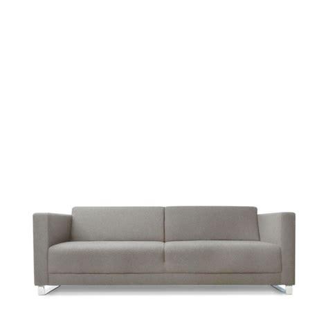 canapé 2 places en tissu canapé 2 places tissu et pieds métal branco drawer