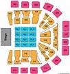 Matthew Knight Arena Seating Chart