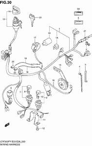 1997 Suzuki King Quad Wiring Diagram